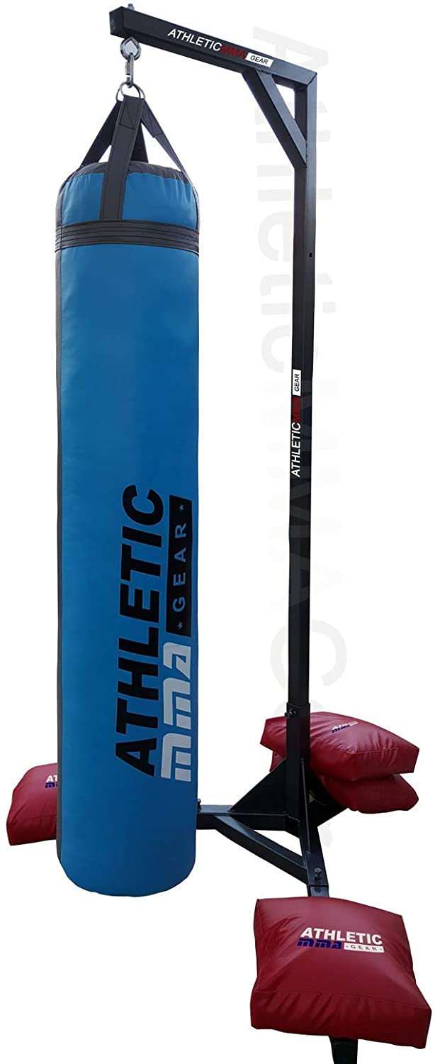 Athletic MMA Gear Muay Thai Heavy Bag Stand