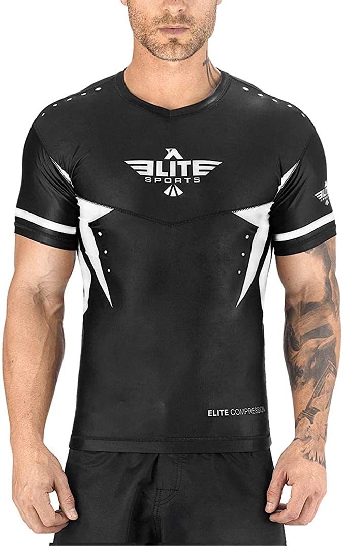 Elite Sports BJJ MMA No-Gi Rash Guard