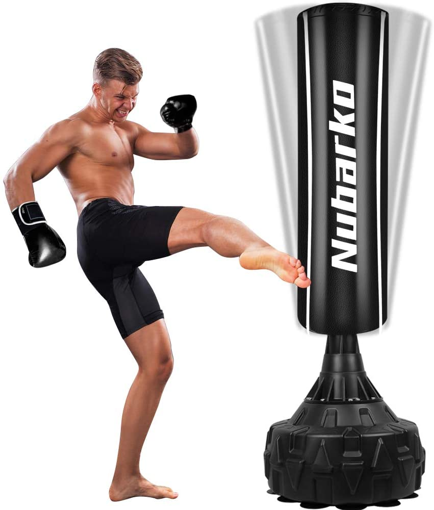 Figolo Freestanding Punching Bag 67''- 182lb Review