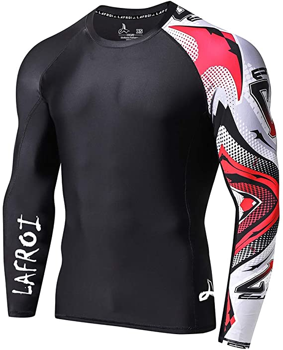 LAFROI Long Sleeve Rash Guard