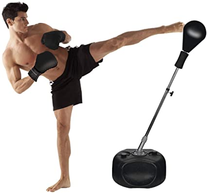 Protocol All-In-One Boxing Set with Free Boxing Gloves