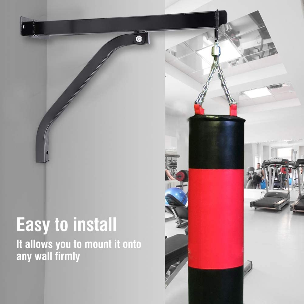 TbestHeavy Bag Wall Mount for Boxing