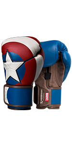 Captain America Boxing Gloves