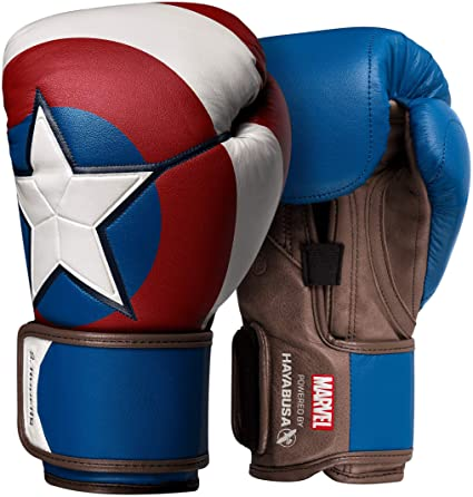 Hayabusa Marvel Boxing Gloves (Review)