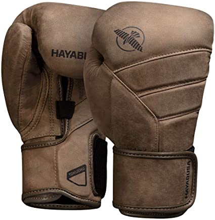 Hayabusa T3 LX Italian Leather Boxing Gloves (Review)
