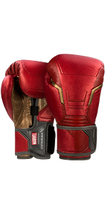 Iron Man Boxing Gloves
