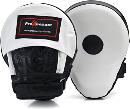Pro Impact Curved Focus Mitts