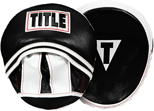 Title Boxing Leather Eclipse Micro Boxing Mitts (Review)