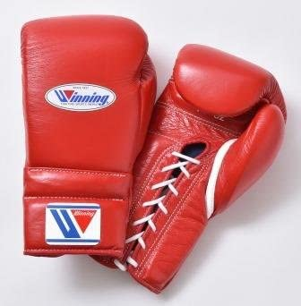 Winning Training Boxing Gloves, 14oz (Review)