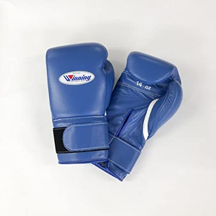 Winning Training Boxing Gloves, 16oz MS600B (Review)