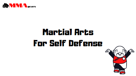 What Martial Art Should I Learn For Self Defense